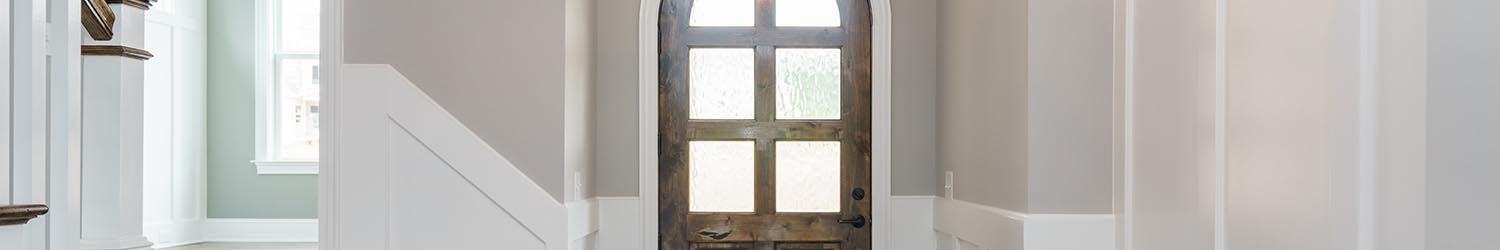 Arched Door in Custom Home For Sale in Apex - StillWater, Apex NC