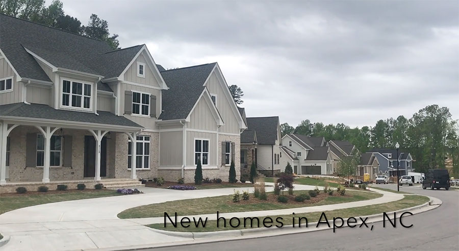 Stillwater - New Homes in Apex, NC