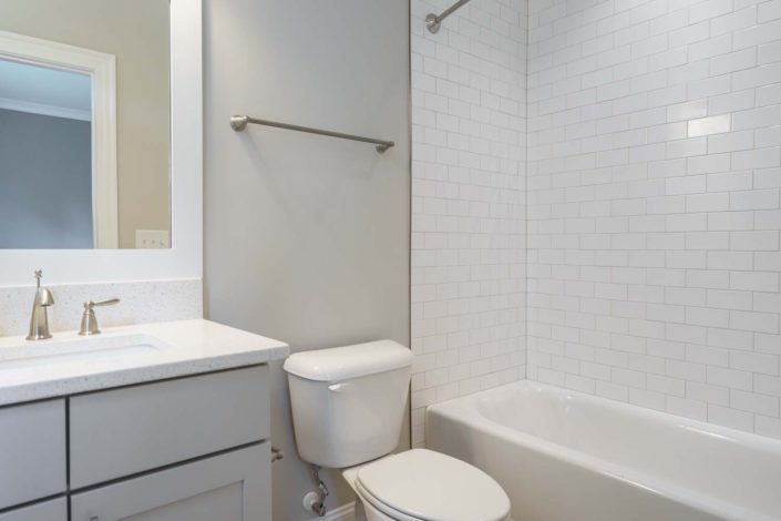 StillWater Apex, Lot 28 - Bathroom with Subway Tile (image 30), 1500x1000px, Gray Line Builders