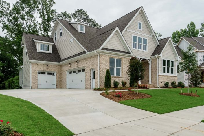 StillWater Apex, Lot 28 - Brick and Shake Siding with 3-Car Garage (image 37), Gray Line Builders, 1500x1000px