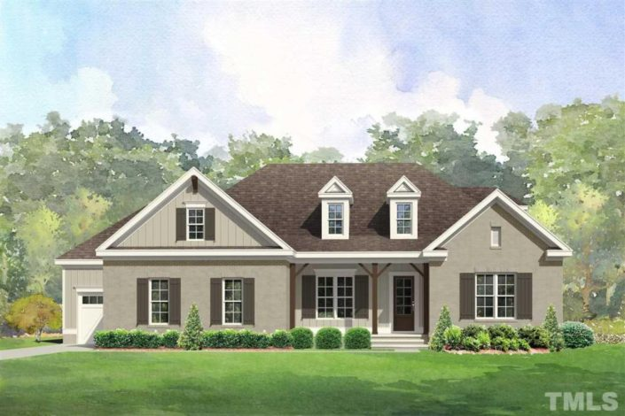 Stillwater Apex, Lot 17 by Future Homes, Rendering