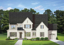 Stillwater Lot 10 Front Elevation Rendering