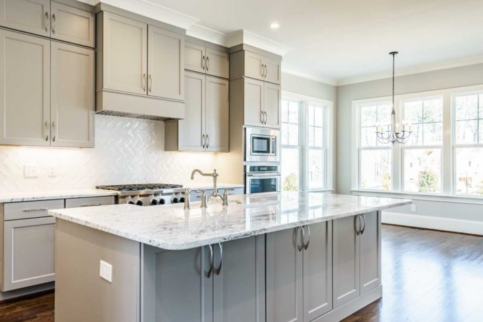 Stillwater Estates, Lot 45 -Gourmet Kitchen, Marble Countertops and Subway Tile